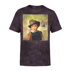 Elvis Country Album T-shirt