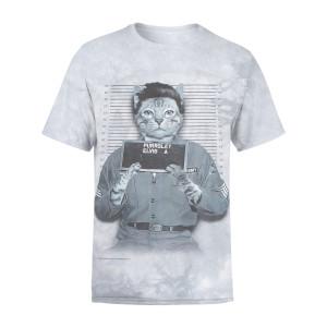 Elvis Purrsley T-Shirt