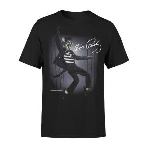 Elvis Jailhouse Cat T-shirt