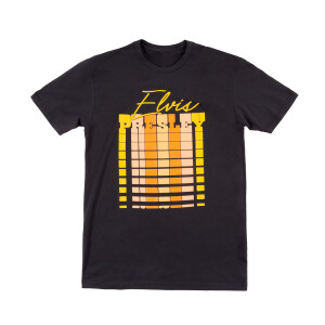Elvis Presley Scroll T-shirt