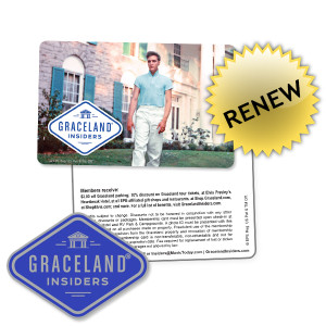 Graceland Insiders Renewal Basic Membership