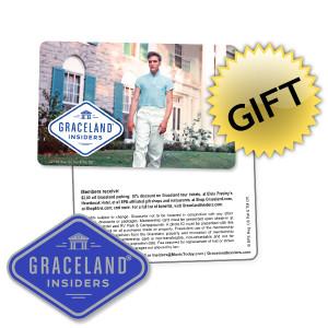 Graceland Insiders Gift Basic Membership