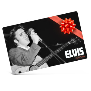 ShopElvis Electronic Gift Certificate