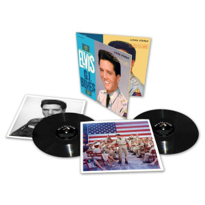 Elvis Presley: GI Blues Special Limited Edition FTD LP