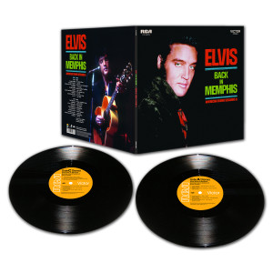 Elvis Back in Memphis FTD LP