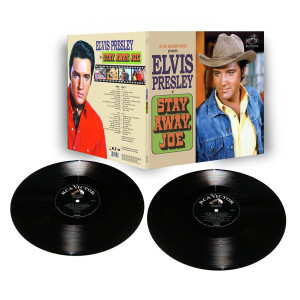 Elvis - Stay Away Joe (2-disc) FTD LP