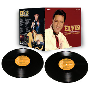 From Elvis at America Sound Studio FTD LP