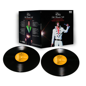 He Touched Me FTD 2-Disc Vinyl Set