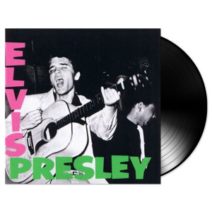 Elvis Presley Self-Titled LP