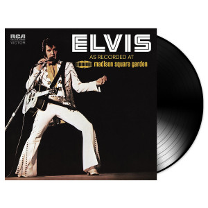 Elvis: As Recorded at Madison Square Garden LP