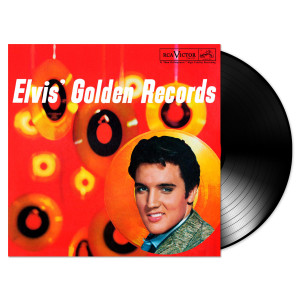 Elvis' Golden Records Vol. 1 Limited Edition Red Vinyl