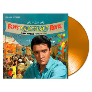 Roustabout (180 Gram Audiophile Translucent Orange Vinyl/Limited Anniversary Edition/Gatefold Cover)