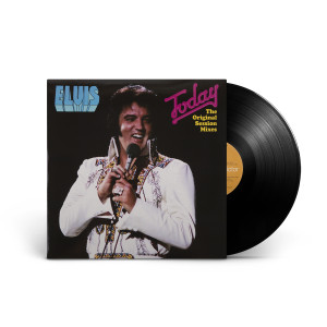 Elvis Today: The Original Session Mixes FTD 2-LP Set
