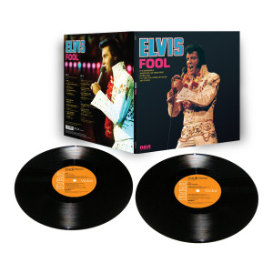 Elvis Presley: The Fool FTD 2-disc LP