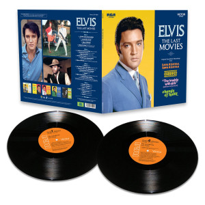 Elvis Presley: The Last Movies FTD (2-disc) Limited Edition LP