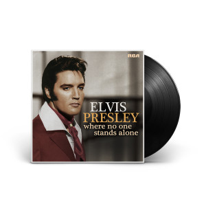 Elvis Presley: Where No One Stands Alone LP