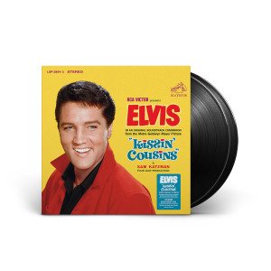 Elvis Presley - KISSIN' COUSINS –  FTD LIMITED EDITION 2-LP