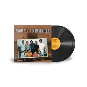 From Elvis in Nashville LP