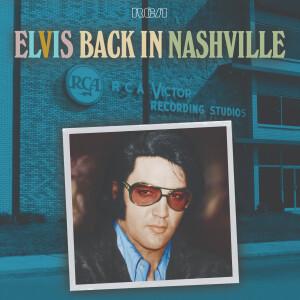 """Elvis Presley """"Back In Nashville"""" 2 Vinyl Set"""