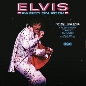 Elvis Presley - Raised On Rock/For Ol' Times Sake (180 Gram Audiophile Clear Vinyl/Ltd. Birthday Edition/Gatefold Cover)