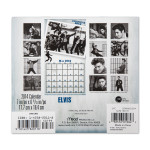 Elvis 2014 Jailhouse Rock Mini Wall Calendar