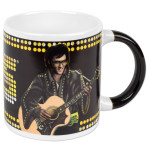 Elvis Color Changing Mug