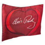 Elvis - Burning Love Pillow Sham Set