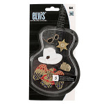 Elvis Accessories 3D Stickers