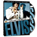 ELVIS That's the Way It Is Special Edition DVD