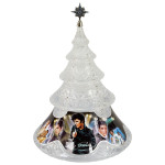 Elvis Crystal Christmas Tree