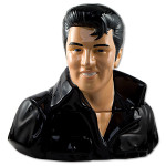 Elvis 68 Special Bust Cookie Jar