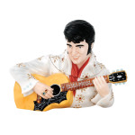 Elvis Viva Las Vegas Cookie Jar