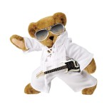 Elvis Jumpsuit Teddy Bear