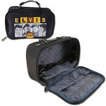 Elvis Sun Records Black Toiletry Case
