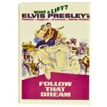 Elvis Follow That Dream Magnet
