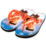 Elvis Blue Hawaii Women's Flip Flops