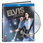 Elvis on Tour Blu-Ray Disc & Book