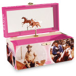 Elvis Equestrian Breyer Jewelry Box