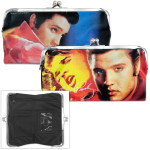 Elvis Black Stare Wallet