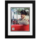 "Elvis Army Driving Framed 8"" x 10"" Print"