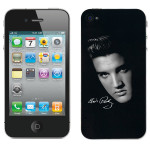 Elvis Portrait iPhone 4 Skin