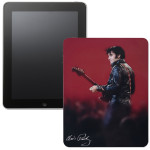 Elvis Leather iPad Skin