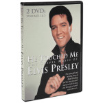 Elvis 'He Touched Me' Vol. 1&2 DVD (2disc)