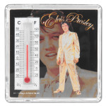 Elvis Gold Lame Thermometer