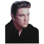 Elvis Presley Love Me Tender Blank Greeting Card