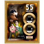 Elvis Tender Heartbreak 55th Anniversary Framed Presentation