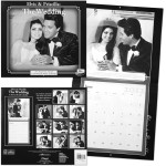 Elvis & Priscilla 2012 Wedding Calendar
