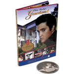 Official 2012 Graceland Guidebook - Hardcover (35th Anniversary Commemorative Edition) w/ Bonus DVD