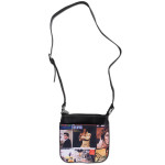 Elvis Postcard Collage Purse