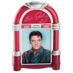 Elvis Can't Help Jukebox Ornament